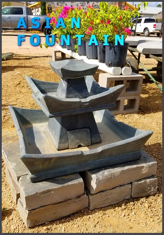 Asian Fountain