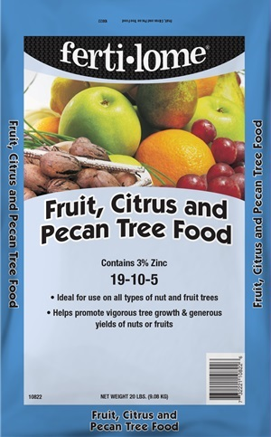 Fruit, Citrus and Pecan Tree Food.