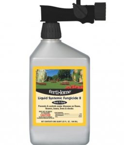 Fertilome Liquid Systemic Fungicide