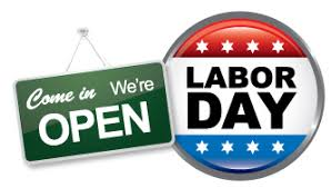J&J Nursery is open Labor Day!