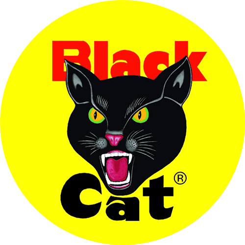 Black Cat fireworks are available at J&J Nursery!