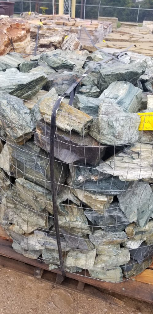 Grey onyx boulders for your yard and aquarium!