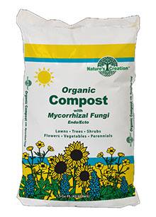 Nature's Creation Organic Compost with Mycorrhizal Fungi!