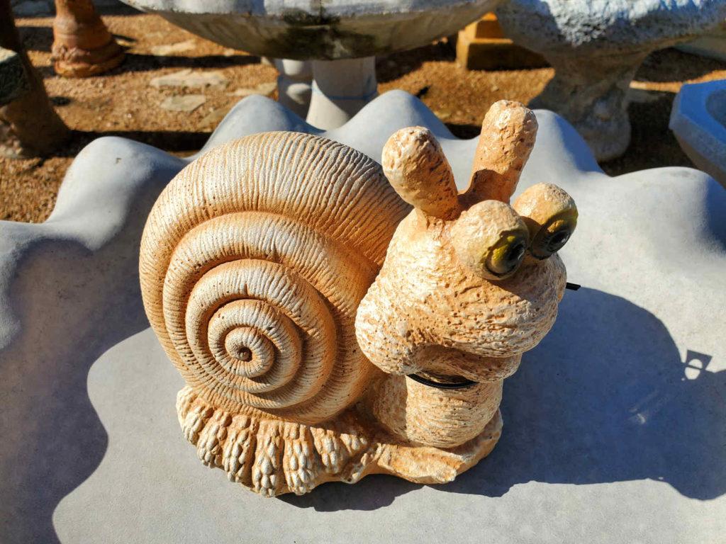 Happy snail!