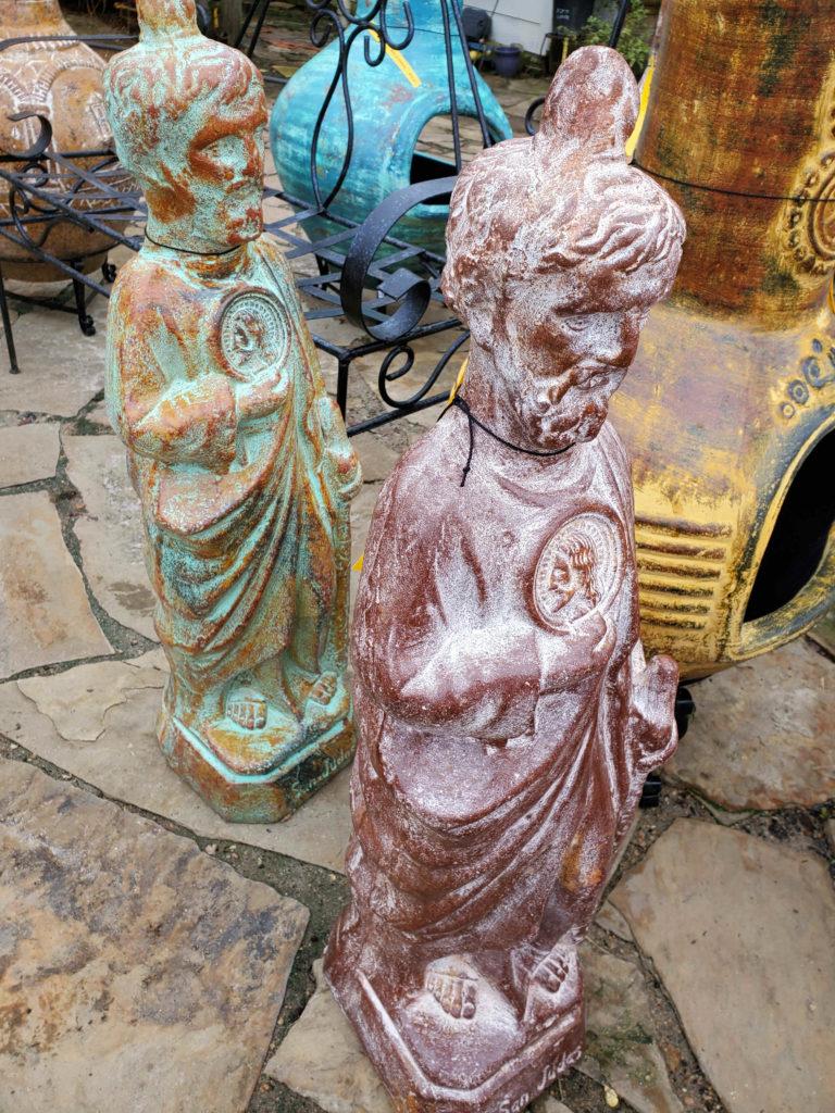 St. Jude statue!