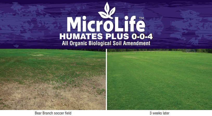 MicroLife Humates Plus All Organic Biological Soil Amendment