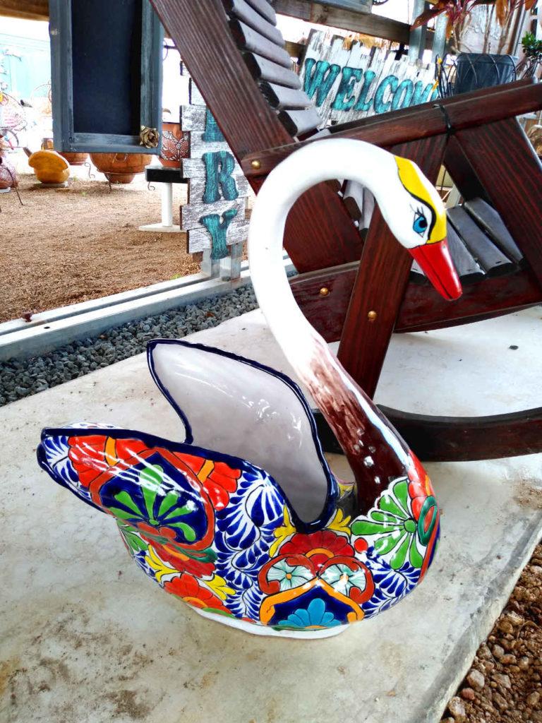 Talavera Swan!