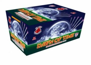 Get the best fireworks at J & J Nursery! Dawn of Time fireworks cake, 37 shots!