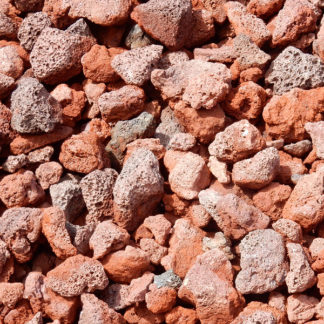 Red Lava Gravel
