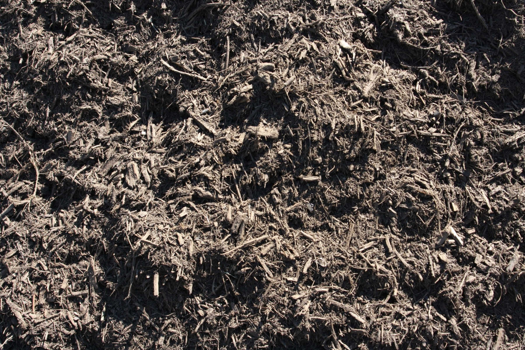 Mulches, soils, gravels, lava rock and more at J&J Nursery, Spring, TX.